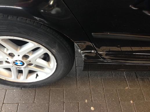 BMW Smashed (3)